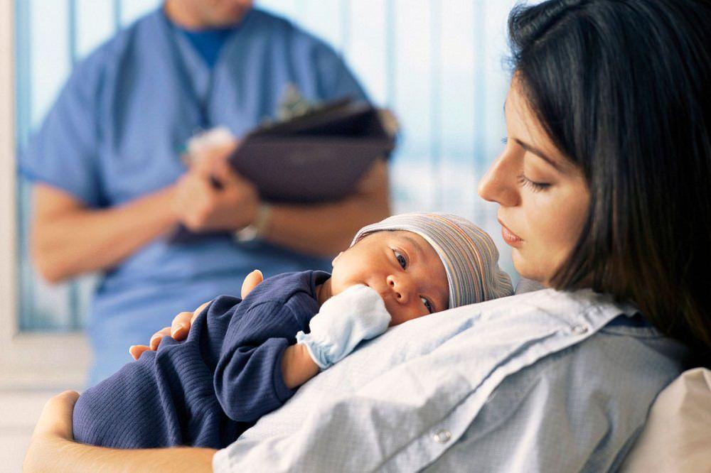 preparazione al parto con l'autoipnosi